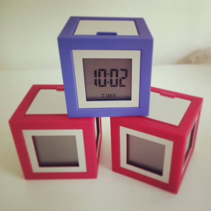 Cubissimo Clock