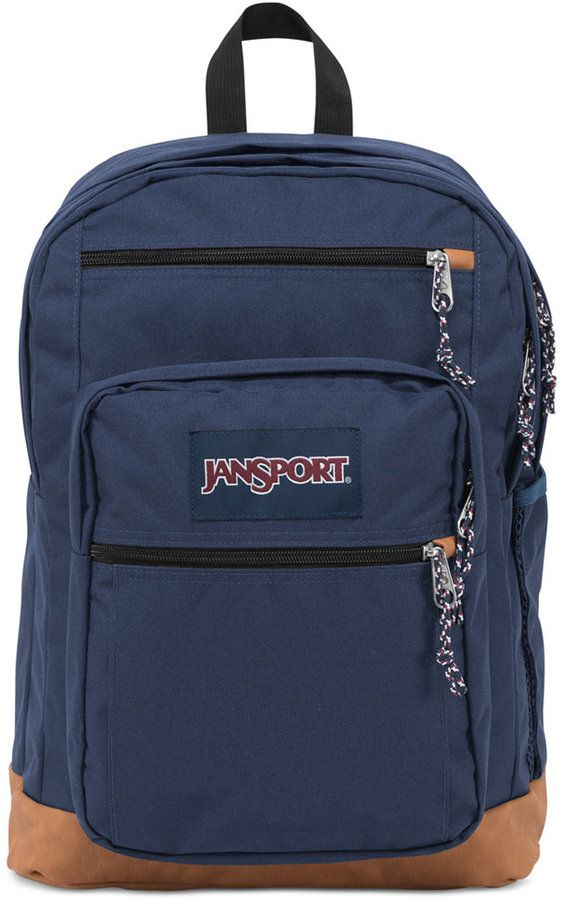 JanSport Cool Student Backpack in Navy