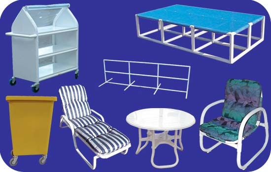 how to make PVC furniture - Google Search