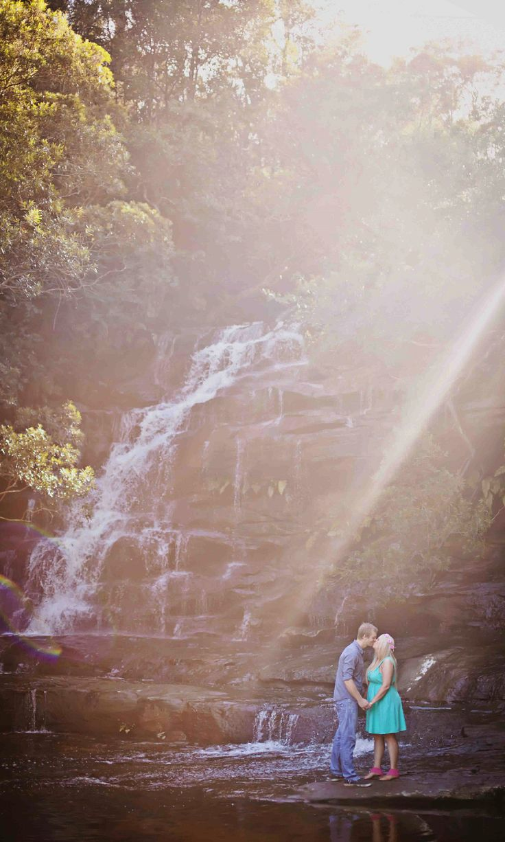 Engagement photo by Imagine Images Photography
