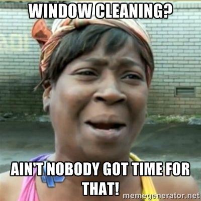 window cleaning meme