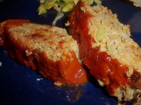 From the Kitchen of Mama Harris: Ground Turkey Meatloaf