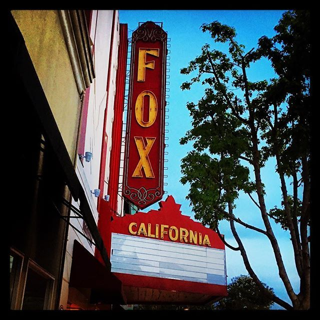 Great to see this #Fox movie theater in pristine shape. #Vintage #filmHistory must be preserved. #salinas #california  1921 salute to Salinas for preserving history #myreelworld  More info http://www.foxtheatersalinas.com/ #montereylocals #salinaslocals- posted by MyReelWorld Peg https://www.instagram.com/myreelworld - See more of Salinas, CA at http://salinaslocals.com