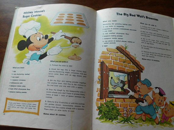 The Disney Chef - Recipes with Character