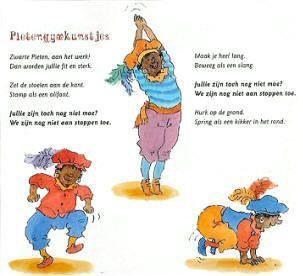 Versje Zwarte Piet