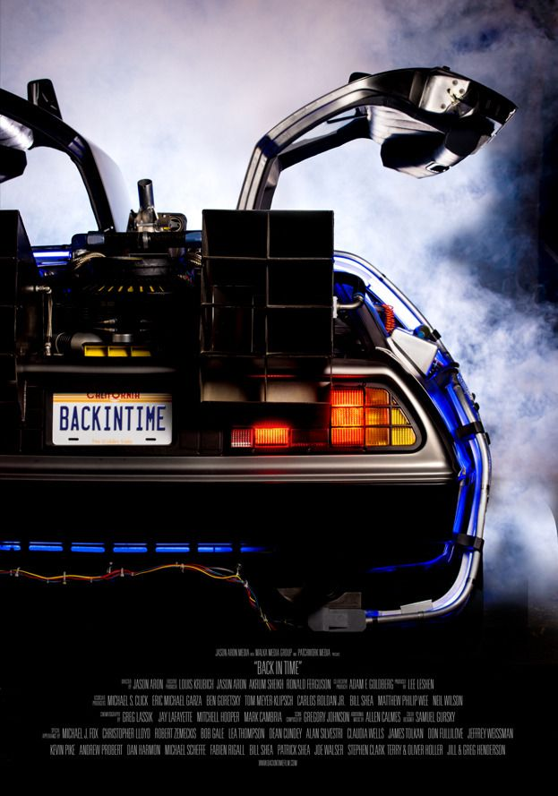 映画『バック・トゥ・ザ・フューチャー』のドキュメンタリー『Back in Time』 トレーラー映像が公開