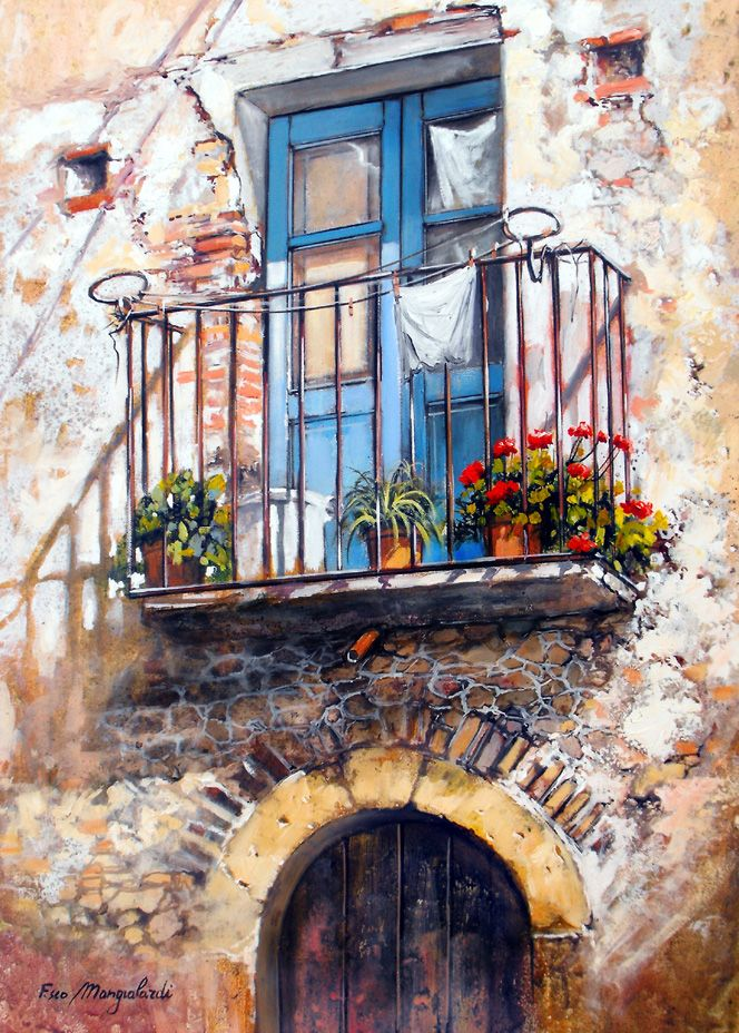 Nonna's House ~ Francis Mangialardi