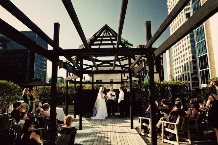 Gorgeous Rooftop Terrace Venue In Chancery Auckland City