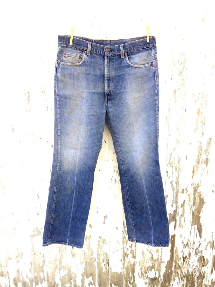 LEVIS 517 Jeans 36 Waist Bar Tacks Transitional by HuntedFinds on Etsy https://www.etsy.com/listing/255264049/levis-517-jeans-36-waist-bar-tacks