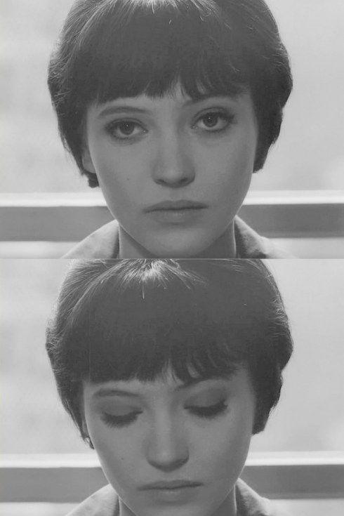 Anna Karina, Vivre Sa Vie (My Life to Live), 1962