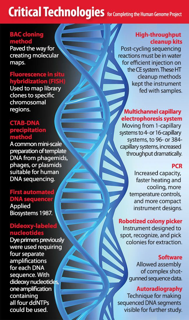 Critical Technologies for Completing the Human Genome Project