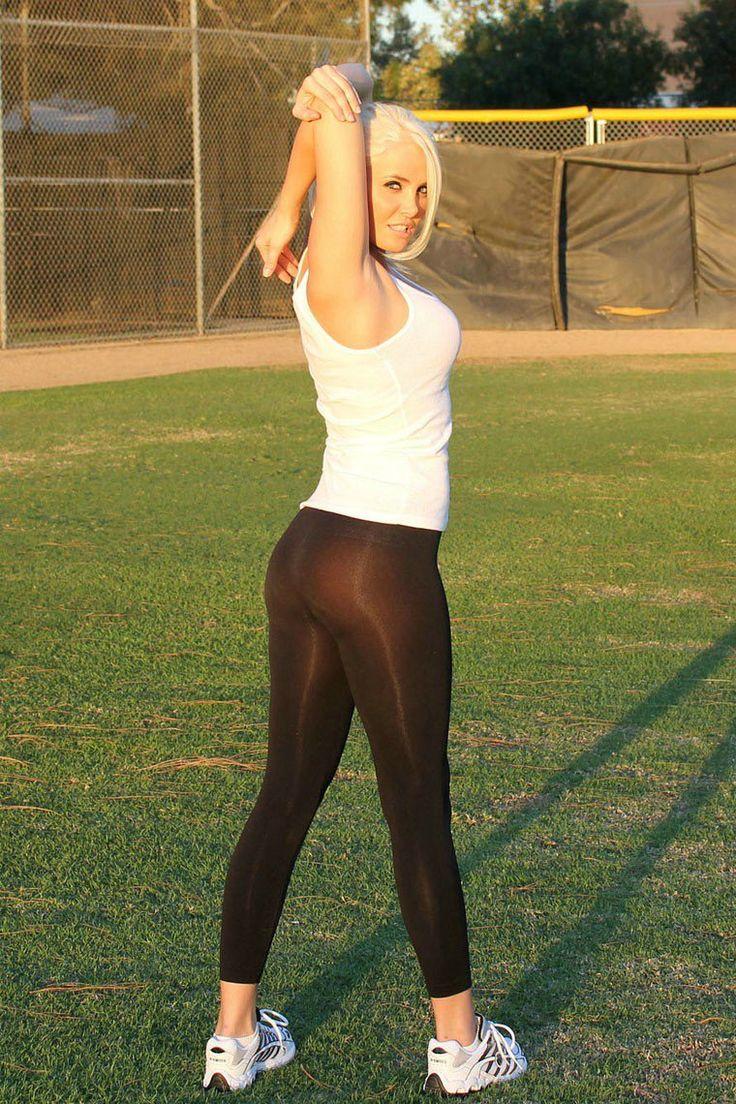 See through yoga pants pics