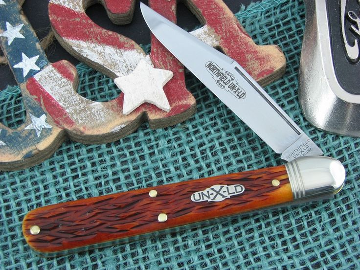 Abalone Handle Pocket Knives
