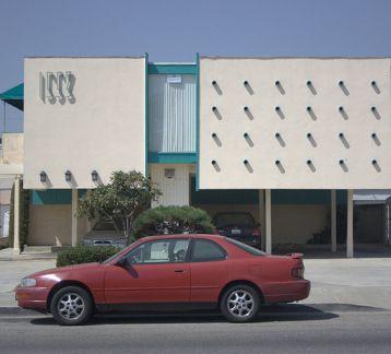 La Brea Ave., Los Angeles, CA
