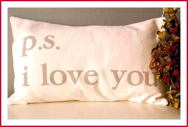 Fun pillow