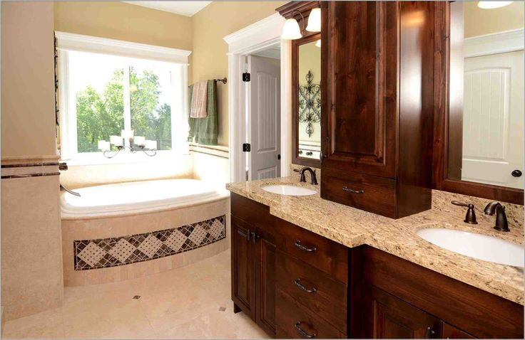 This rustic master bathroom remodel - bathreno10. (hawthorne) spacious open bathroom with wood floor dark espresso double  vanity mirrors @remodelaholic. full size of bathroom:modern granite wall colors bathroom tile ideas small bathroom  remodel white . bathroom remodel ideas small how to decorate a small bedroom with a queen  bed purple and gray bedroom small bathroom shelving ideas z39. 1920s bathroom remodel (for our 1920s mccloud house) when i'm rich : ). full si