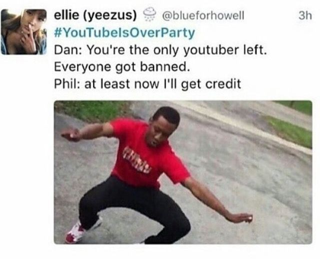 In Phil's last video he actually swore a lot (as in a lot more than usual) so that doesn't apply bUT GIVE MY PRECIOUS LITTLE BEAN TOO PURE FOR THIS WORLD SOME CREDIT