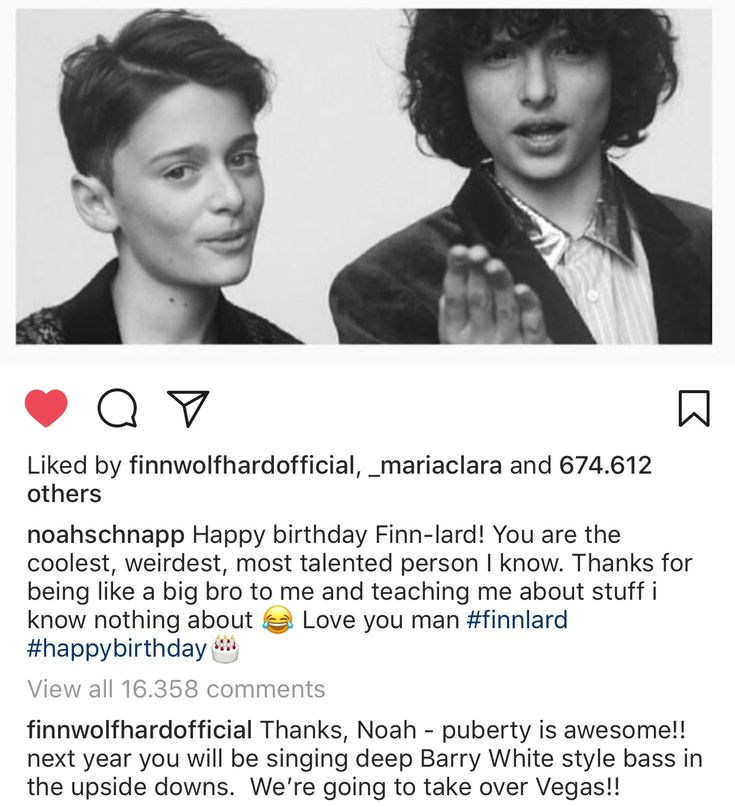I think this is the sweetest message from someone on the stranger things cast! <3