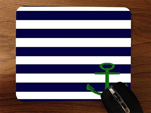 Trendy Accessories Nautical Theme Anchor Design Print Image Desktop Office Silicone Mouse Pad available at https://www.amazon.com/dp/B014R3K4Z6 #mousepad #siliconemousepad #customizedsiliconemousepad #computeraccessories #desktopaccessories #laptopaccessories #officewareaccessories #nauticalthemeanchor #tadesigns
