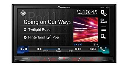 Pioneer sound systems with Apple car play technology is some of the best tech around for high end in car entertainment. See more on our website and to buy. If your really in to your in car tech, this is for you!
