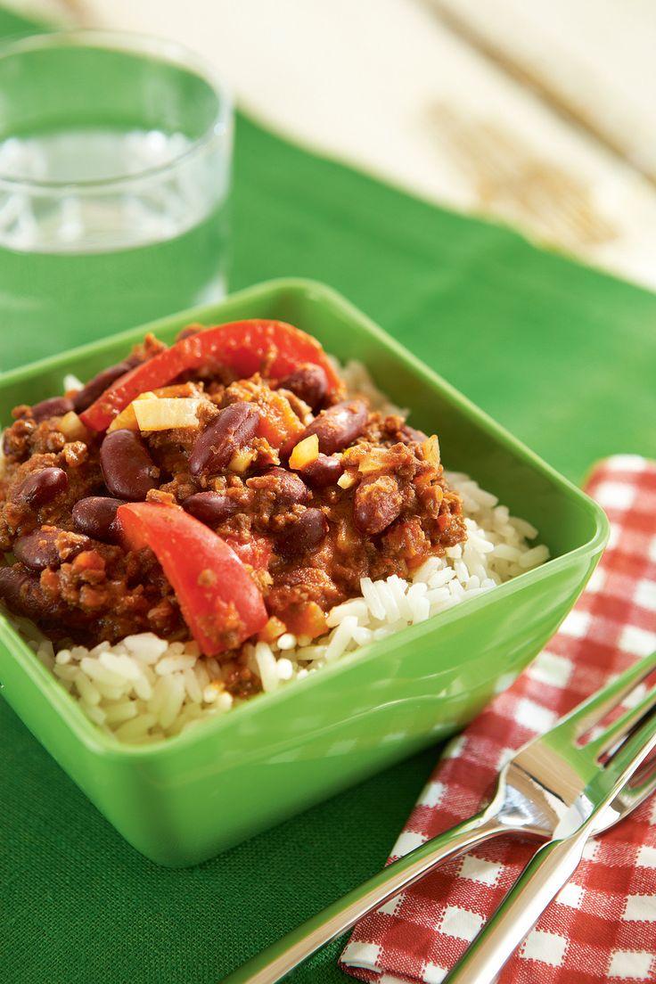 Chili sin carne | K-ruoka #vegaani