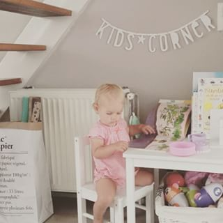 #Wordbanner #tip: Kids corner - Buy it at www.vanmariel.nl - € 10