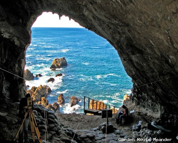 Guided tours now offered to The Pinnacle Point Caves, Mossel Bay