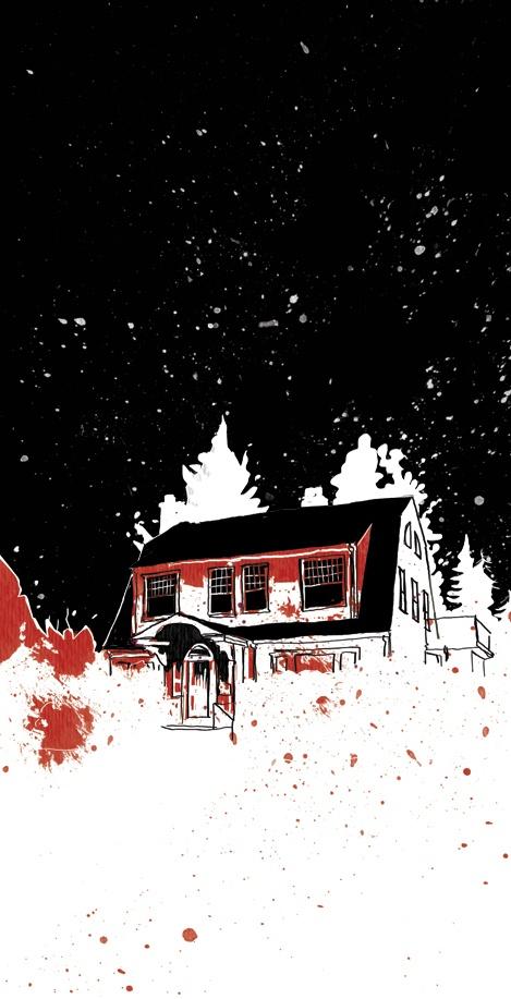 Laura Palmer Home | Jared Stumpenhorst
