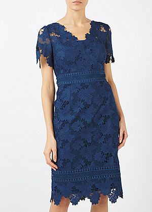 Jacques Vert Lace Dress #kaleidoscope #occasionwear