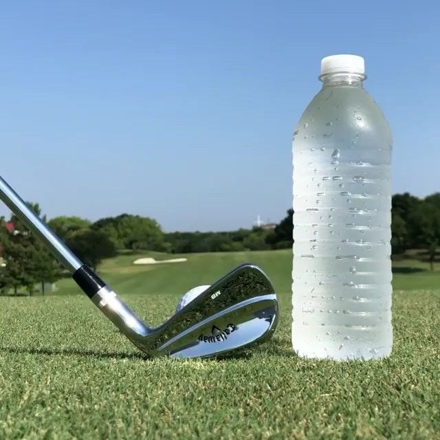 A great golf drill to stop shanking the golf ball and play better golf. | Golf magazine, Golf, Golf tips