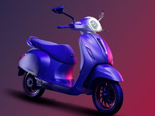 Bajaj Chetak E Scooter Will Be Unleashed In 2020 Headlines Of Today Electric Scooter E Scooter Japanese Motorcycle