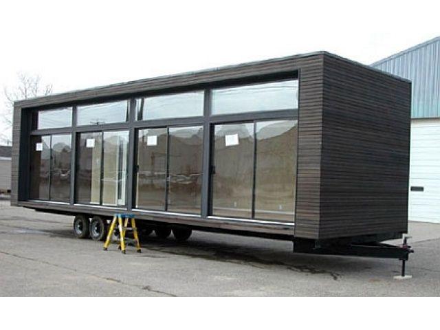 25+ best modern mobile homes ideas on pinterest | tiny modular