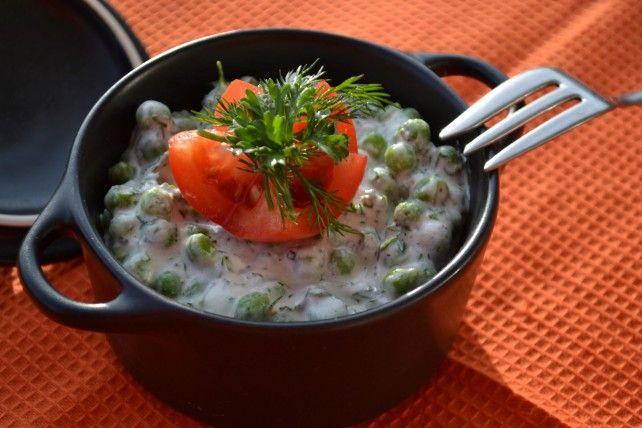 Egy finom Joghurtos borsósaláta ebédre vagy vacsorára? Joghurtos borsósaláta Receptek a Mindmegette.hu Recept gyűjteményében!