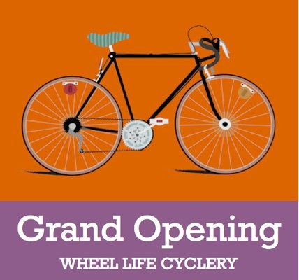 Yes we have a bike shop for all your cycling needs #Okotoks #bmx