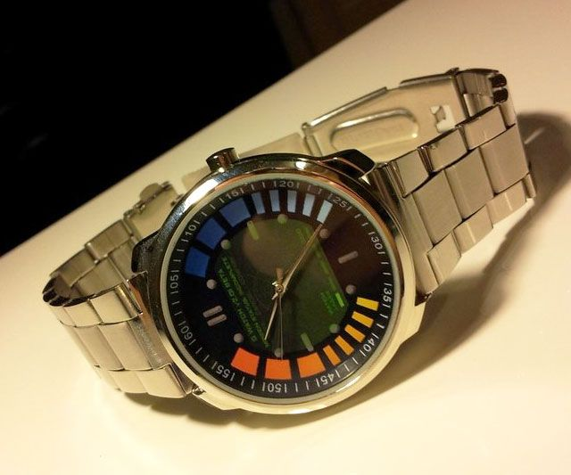 Become the proud owner of the Swiss Army knife of watches when you acquire one of these GoldenEye 007 watches. It makes a great gift idea for James Bond fans,...