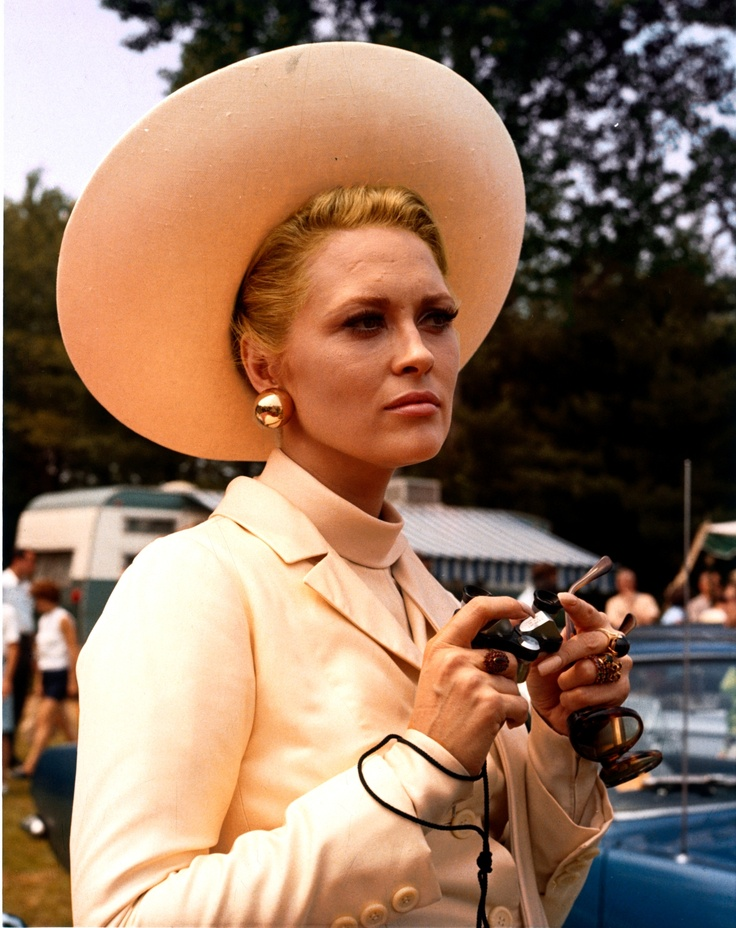 Faye Dunaway in 1968'sThe Thomas Crown Affair