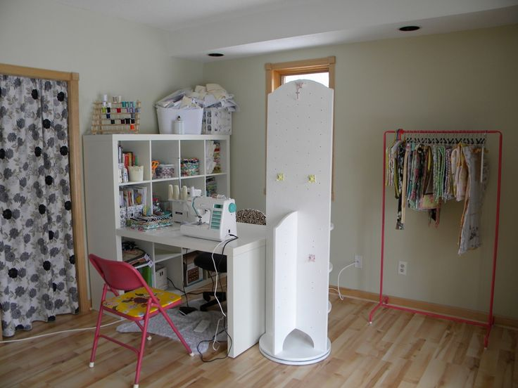 78+ Images About Sewing Rooms & Storage Solutions On Pinterest