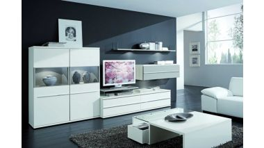 1000 ideas about designer wohnwand on pinterest eiche. Black Bedroom Furniture Sets. Home Design Ideas