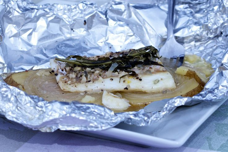 7 best mccormick grill mates images on pinterest for How to grill fish in foil
