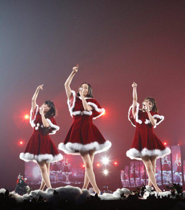 ナタリー - Perfumeライブで思わず涙「東京ドームがホームになった」