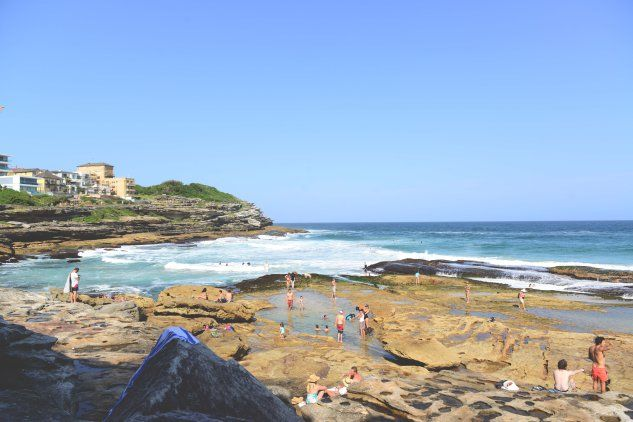 "Would be fun to go here just because it's ""Mackenzies Bay!""  - 5 Most Beautiful Places To Swim in Sydney - Mackenzies Bay"
