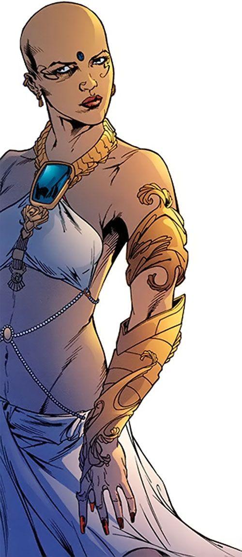 Jinx-DC-Comics