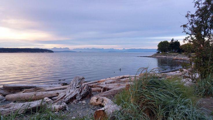 Taken along the Sea Walk - Campbell River BC Canada [OC] [1600x900]