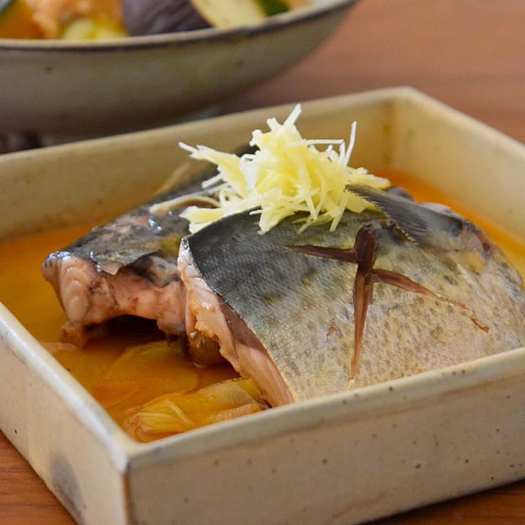 生姜しょう油で簡単に!さばの生姜煮  |  あさこ食堂