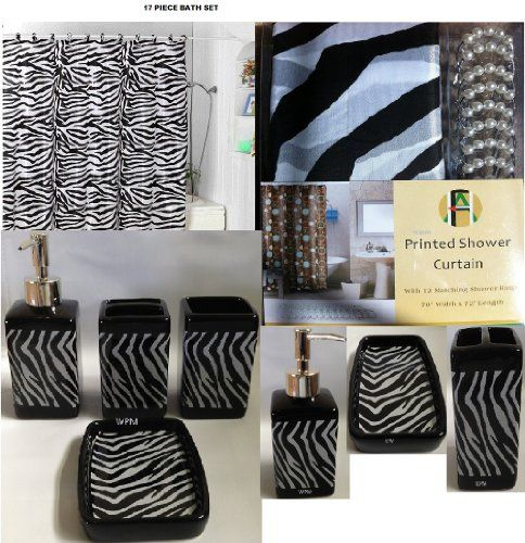 1000 ideas about zebra print bathroom on pinterest for Bathroom ideas zebra print