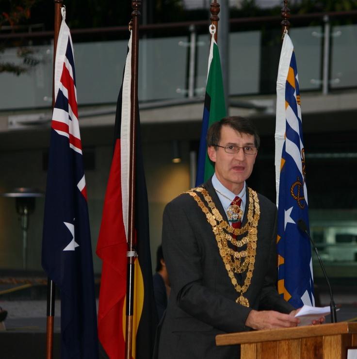 Graham Quirk,Lord Mayor of Brisbane