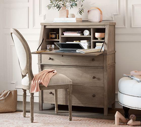 toulouse secretary desk in 2019 apartment secretary desks home rh pinterest com