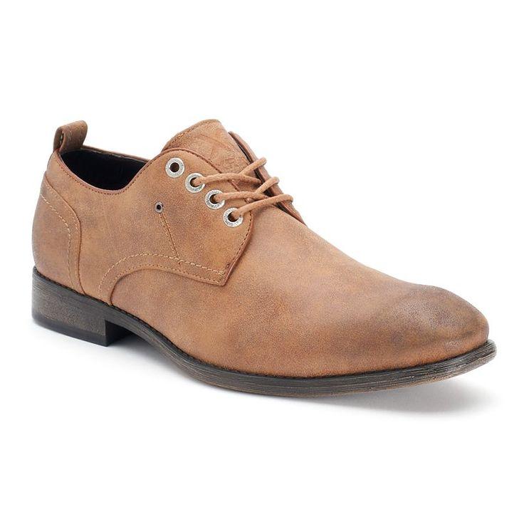 XRay Nassu Men's Oxford Shoes, Size: 10.5, Brown
