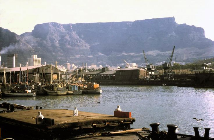 Alfred Basin in the 60s