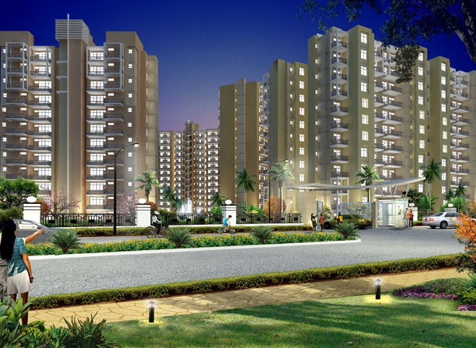 Aster Court - The design and landscaping is a veritable treat to your eyes.